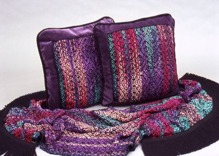 Lucious Pillow and Throw